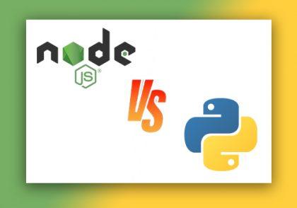 Nodejs یا Python